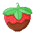 Free Avatar: Strawberry (Chocolate Dipped) by apparate