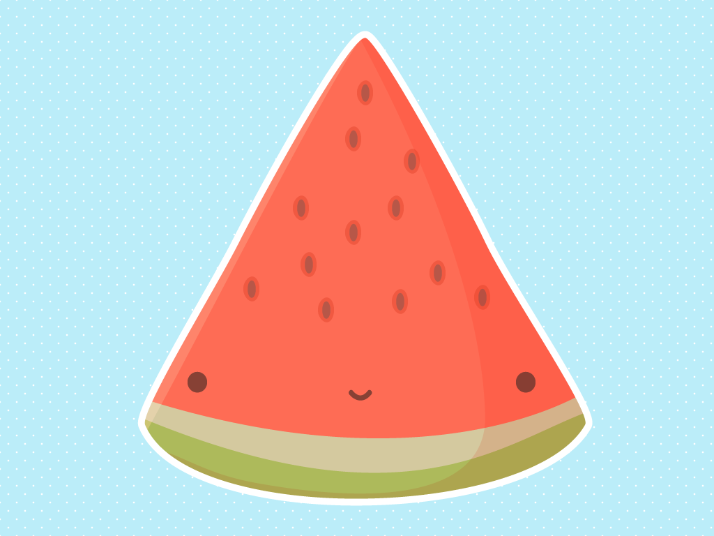 cute watermelon wallpaper viewing gallery