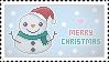 Stamp: Merry Christmas