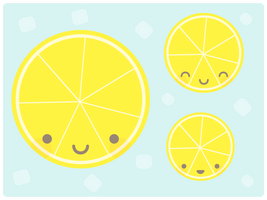 Lemon Water by apparate