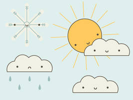 Cute Weather by apparate