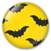 Button/Badge: Bats by apparate