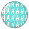 Button/Badge: Hahahahahahaha by apparate