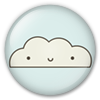 Button/Badge: Cloud by apparate