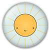 Button/Badge: Sun by apparate