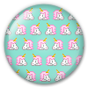 Button/Badge: Unicorns by apparate