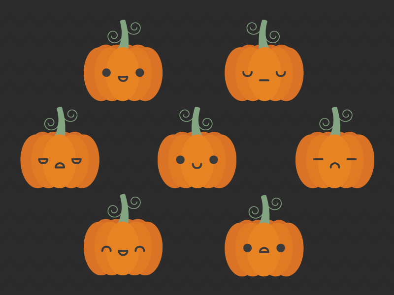 Pumpkins 2017 by apparate