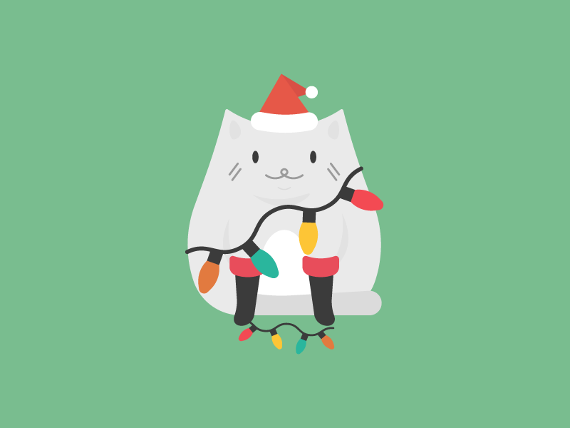 Meowy Christmas by apparate