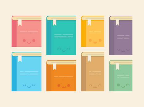 Cute Kawaii Books