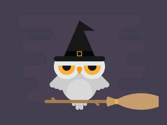 Witchy Owl