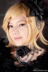 Daughter of Evil by rai-kamishiro
