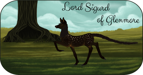 Lord Sigurd|Stag|Glenmore Royal