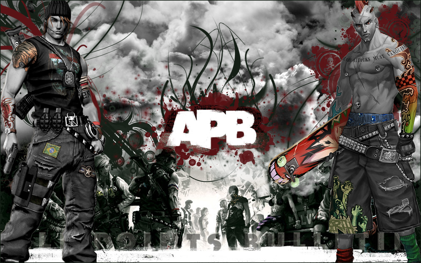 APB Wallpaper by SoullessKassidy