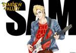 Stardew Valley - Sam