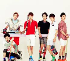 EXO-K Wallpaper by ajikaji