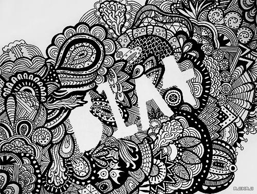B1A4 Doodle by ajikaji