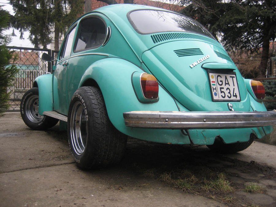 VW Bug by Johnny1978