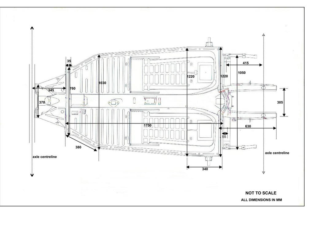 vw type 3 suspension diagram