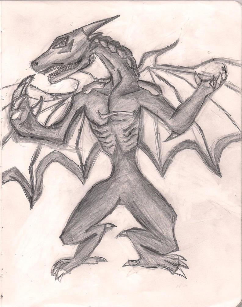 Dragon-collab by RekiRyu