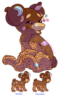 Bitsy Ref by LiversOnTheMoon