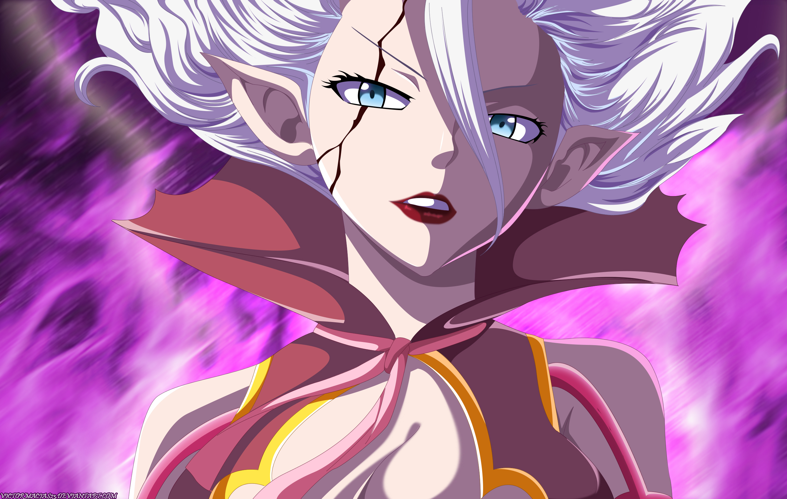 Mirajane / Mirajane strauss all forms and evolution hello its animesoulking and this vedio i want to give you the info of mirajane strauss different forms throughout.