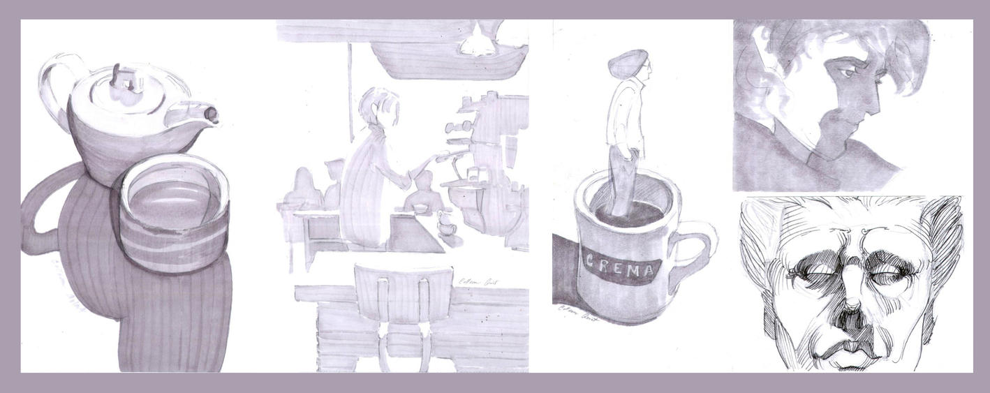 Sketchdump by kin-tori