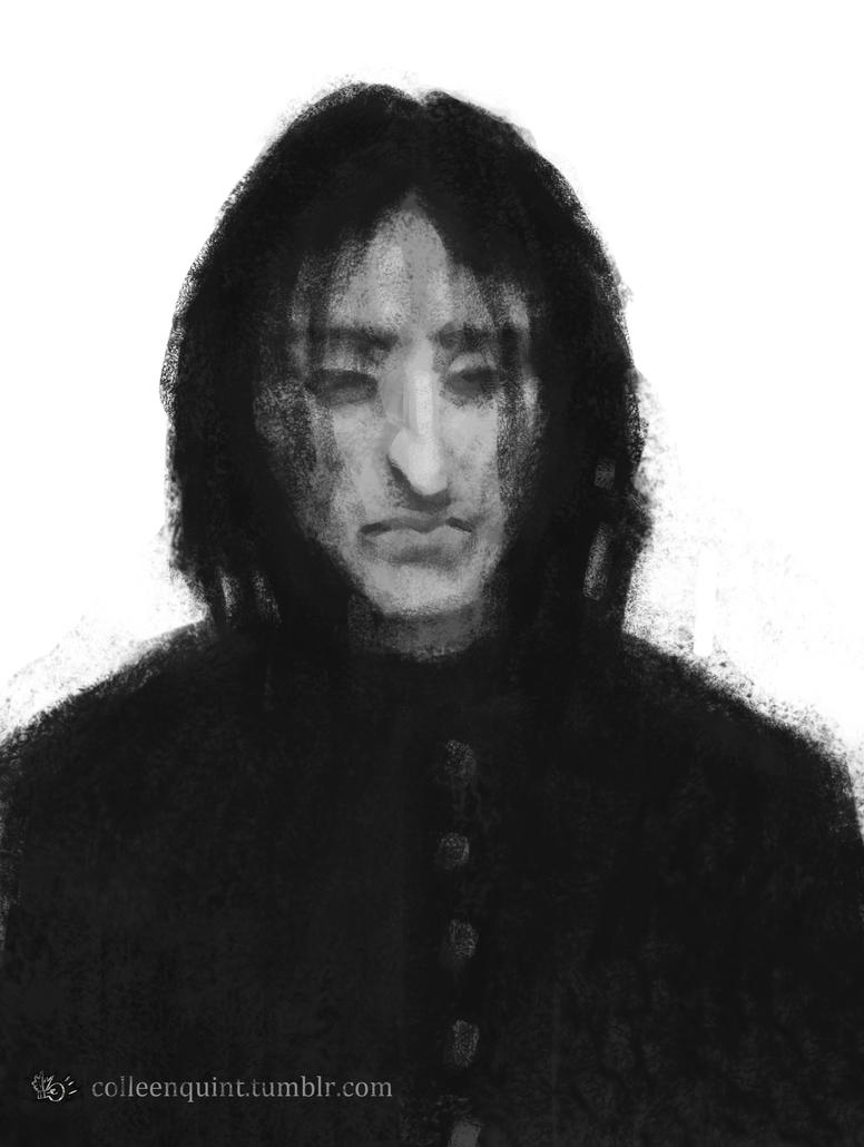 Severus by colleenquintart