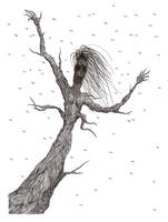 Tree Woman by TheMaxxy