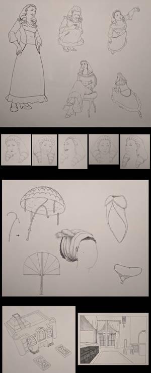 UQO : dessin et narration 2 (complements perso 2)