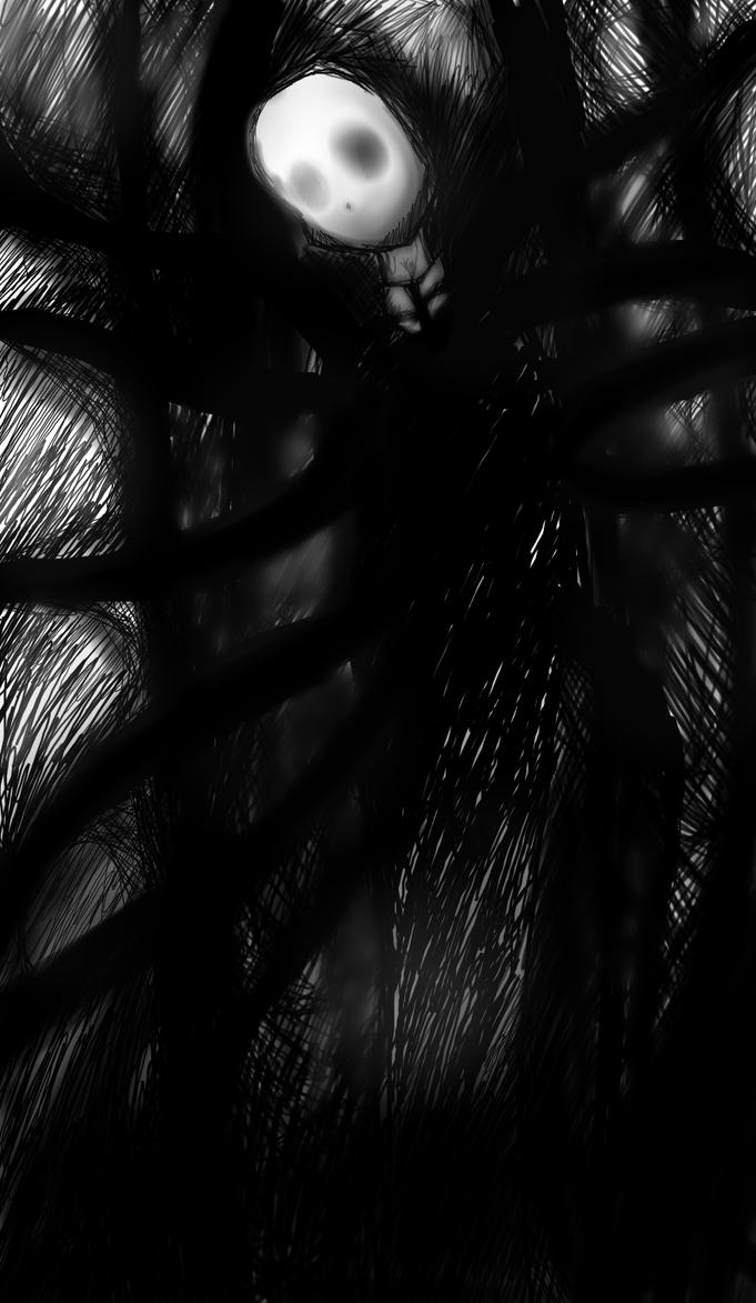 Slenderman Slenderman... by DJambersky666