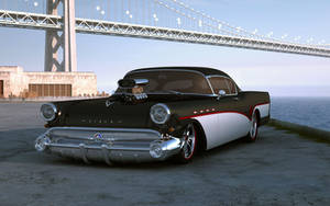 Buick 1957 by Crucho