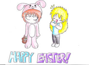 Happy Easter! 2012