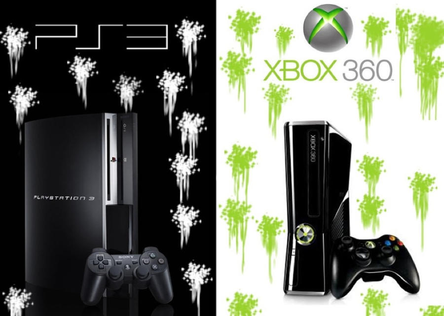 xbox 360 vs ps3 song Game bundle including software for xbox 360 and the exclusive dj hero turntable/mixer dj hero 2 turntable bundle - playstation 3 more than 100 songs.