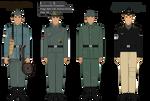 162nd Infanterie Divisionen [Turkoman] 1942-45