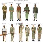 Biafran War 1967-70