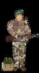 Netherlander KST 1948-50 KN Indie