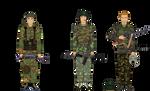 FSB Alpha team 2002-4