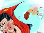 Saitama V/S Superman