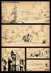 Fallout: Boneyard - City Lights pg1