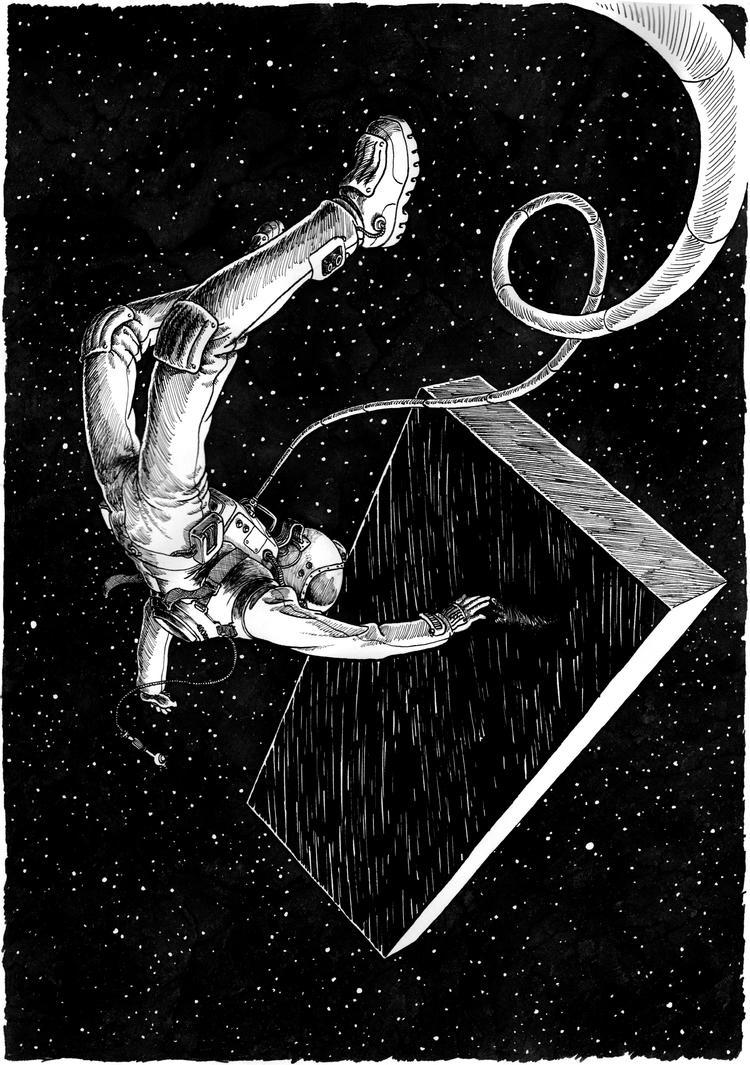 ::Deep Space by akimych07