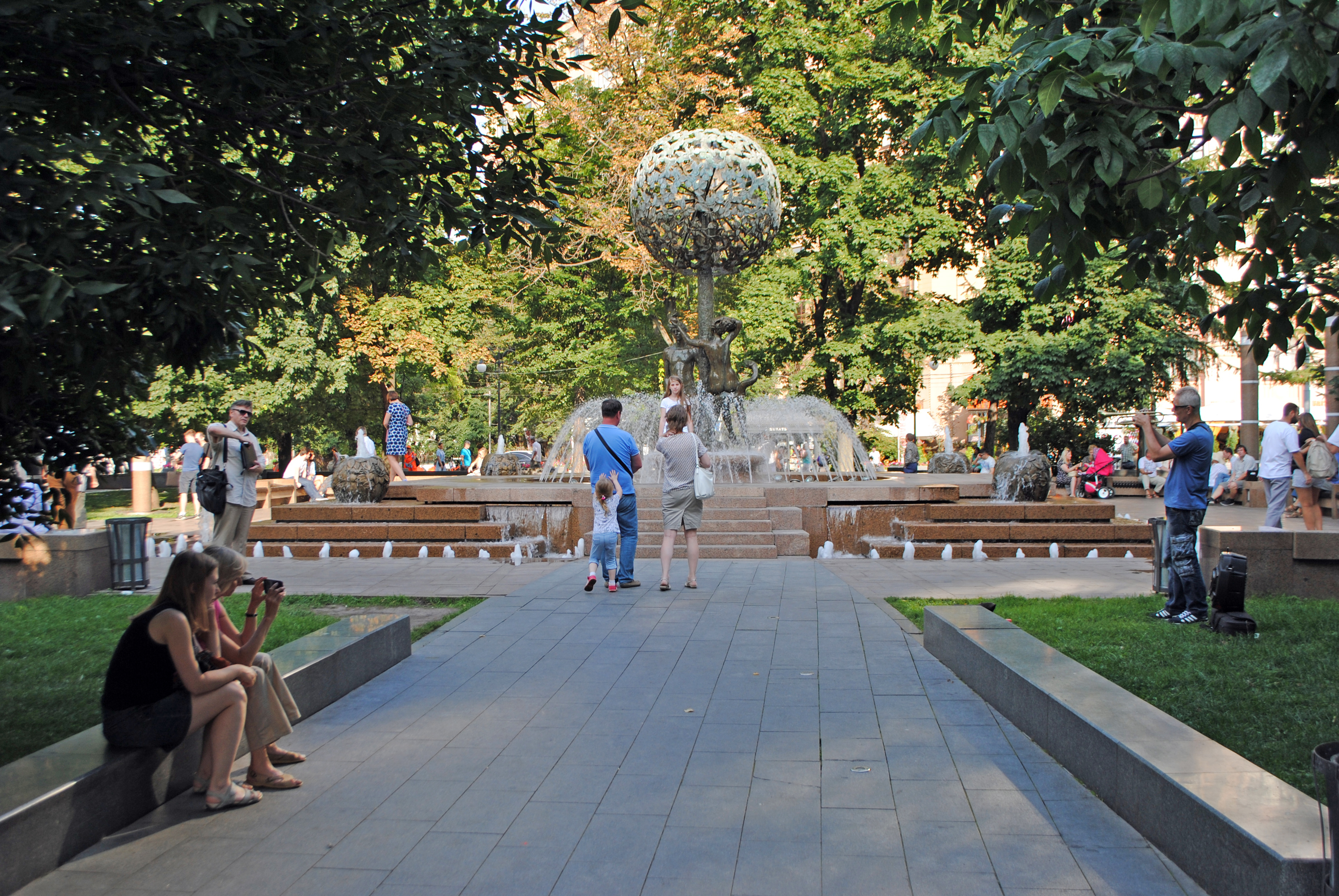 ::City Fountain
