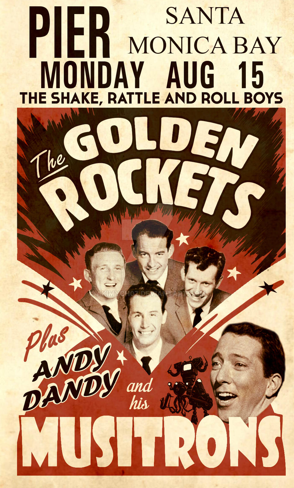 The Golden Rockets