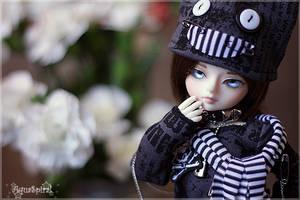 Cutie Pie -- Landis by Yamikiwi