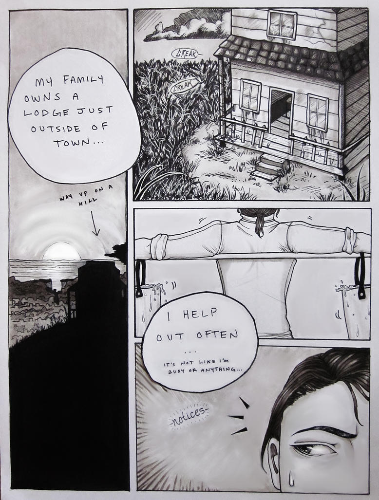 Sam and Markus: Ch. One (Page One) by martinwriter42