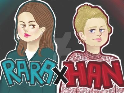 Rara X Han design by martinwriter42