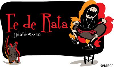 Fe De Rata by alebara