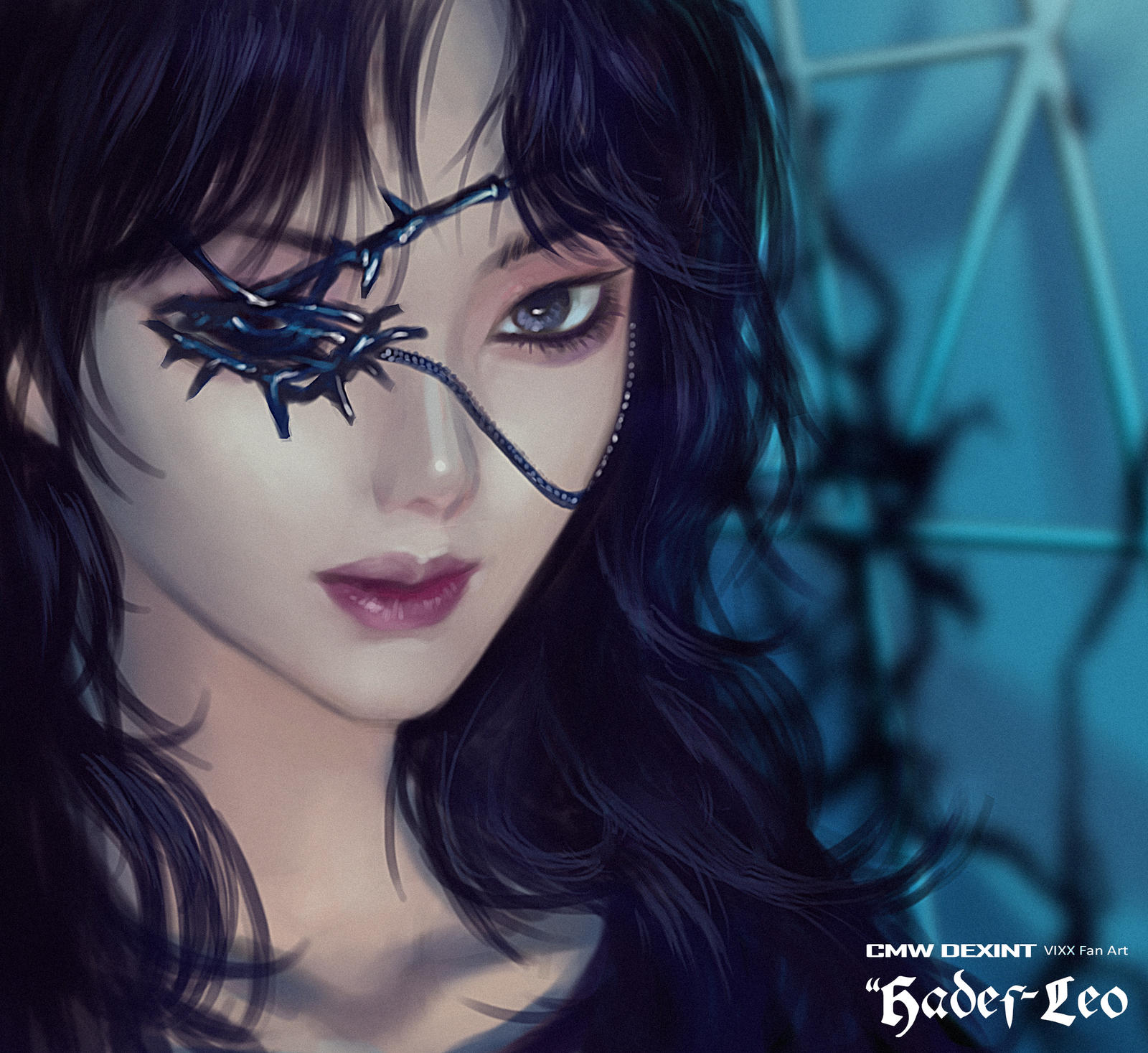 Vixx Leo Fan Art By Cmwdexint