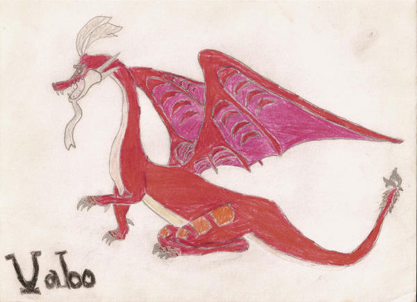 Valoo by dommydestruction