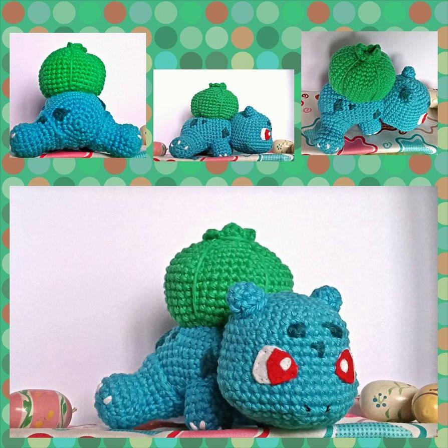 Bulbasaur by mrtweely