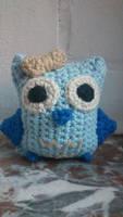Owl 1 by mrtweely